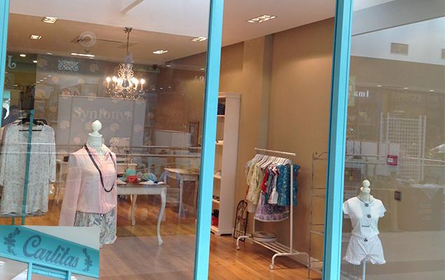 Tienda de moda Carlitas  Centro comercial Montecarmelo
